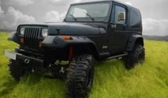 Расширитель крыла. Jeep Wrangler