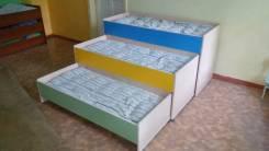 Кровати трехъярусные. Под заказ