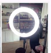 Кольцевая лампа для создания идеальных фотографий. Под заказ