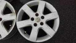 Nissan. 6.5x16, 5x114.30, ET40, ЦО 67,1мм.