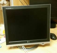 """LG Flatron. 17"""" (43 см), технология LCD (ЖК)"""