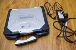 "Panasonic Toughbook CF-30. 13.3"", 1,7ГГц, ОЗУ 1024 Мб, диск 80 Гб, WiFi, Bluetooth, аккумулятор на 4 ч."