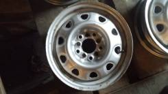 Steel Wheels. 6.0x14, 5x100.00, 5x114.30
