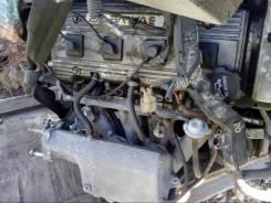 Головка блока цилиндров. Toyota Carina, AT190 Двигатель 4AFE