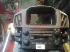 Система отопления и кондиционирования. Toyota Harrier
