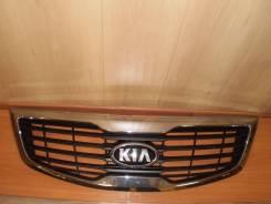 Решетка радиатора. Kia Sportage, SL