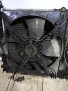 Вентилятор охлаждения радиатора. Daewoo Leganza