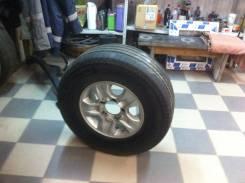 Колеса на LAND Cruiser 100, Michelin 275/70R16. x16
