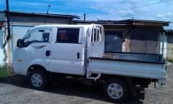 Kia Bongo III. Продается KIA Bongo, 2 900куб. см., 800кг., 4x4
