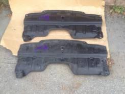 Защита бампера. Nissan X-Trail, NHT32, HT32, T32, NT32, HNT32