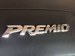 Эмблема. Toyota Premio