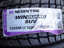 Nexen Winguard Ice. Зимние, без шипов, 2016 год, без износа, 2 шт