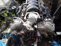 Двигатель. Nissan Titan Nissan Armada Infiniti QX56 Двигатель VK56DE
