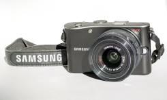 Samsung NX100. 10 - 14.9 Мп, зум: 5х