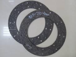 Накладки диска сцепления 325-210