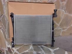 Радиатор охлаждения двигателя. Jeep Grand Cherokee, WK, WK2