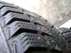 Matador MP-50 Sibir Ice. Зимние, шипованные, 2013 год, износ: 10%, 2 шт