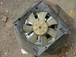 Вентилятор охлаждения радиатора. Toyota Aristo