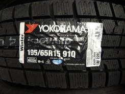 Yokohama Ice Guard IG50+. Зимние, без шипов, без износа, 1 шт