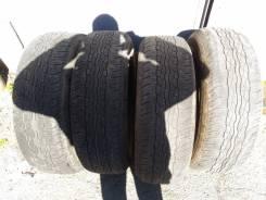 Bridgestone Dueler H/T D687. Летние, 2011 год, износ: 50%, 4 шт