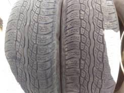 Bridgestone Dueler H/T D687. Летние, 2011 год, износ: 50%, 2 шт