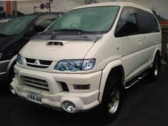 Бампер. Mitsubishi Delica