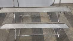 Пороги с площадкой на Lifan X60 В Наличии