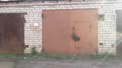 Гаражи капитальные. улица Муссонная 28, р-н Трудовое, подвал. Вид снаружи