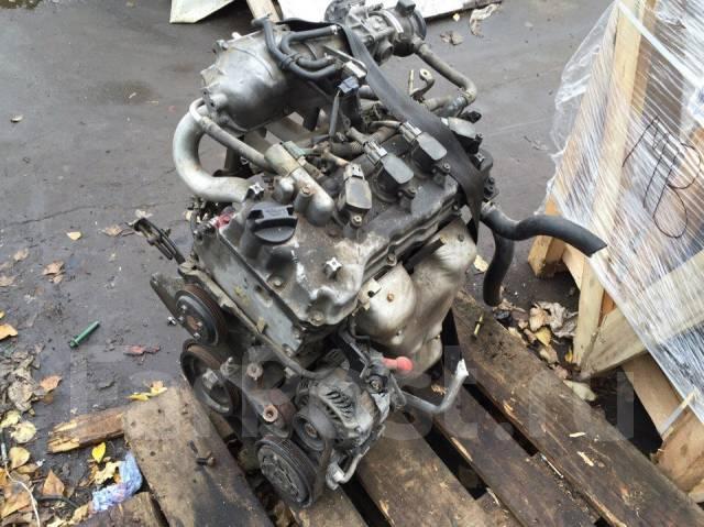 Двигатель QG16 DE 1.6 Nissan Almera Primera