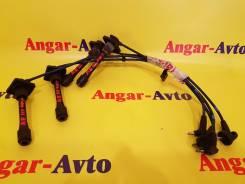 Высоковольтные провода. Toyota Corolla Spacio, AE111 Двигатель 4AFE