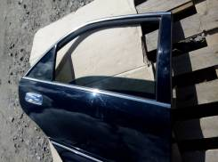 Накладка на боковую дверь. Toyota Crown, JKS175, UZS173, UZS171, GS171, JZS171, UZS175, JZS179, JZS177, JZS175, JZS173 Toyota Crown Majesta, JZS179, U...