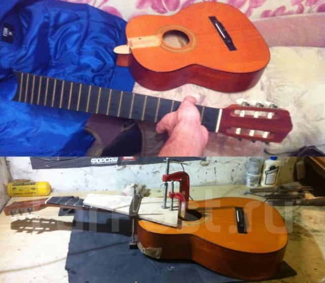 Ремонт Гитар по минимальным ценам! Новогодние скидки!