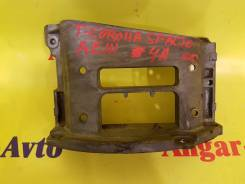 Защита двигателя. Toyota Corolla Spacio, AE111 Двигатель 4AFE