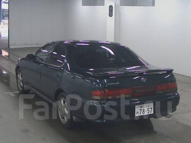 Брызговики. Toyota Cresta, GX100, GX105, GX50, GX51, GX61, GX71, GX81, GX90, JZX90