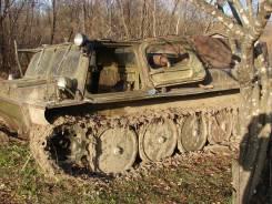 ГАЗ 71. Продам вездеход ГТС Газ-71