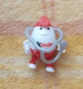 Игрушки Киндер-Сюрприз.