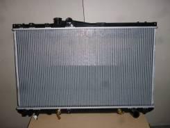 Радиатор охлаждения двигателя. Toyota Cresta, JZX91, JZX90, JZX93 Toyota Mark II, JZX91, JZX93, JZX90 Toyota Chaser, JZX90, JZX91, JZX93 Двигатели: 2J...