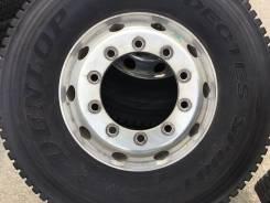 12R22.5LT Dunlop на литых дисках. (220007). x22.5