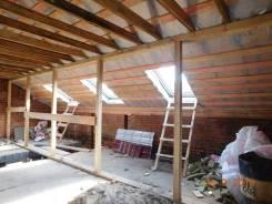 Строительство крыш, ферм, перекрытий. Фасады. Демонтаж. Скидки 50%