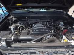 Блок предохранителей под капот. Toyota Sequoia, UCK45, UCK35 Двигатель 2UZFE