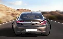 Opel Insignia 2013 год бампер