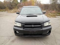 Subaru Forester XT, 2002. SG5, EJ205