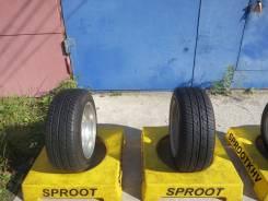 Dunlop SP Sport LM703. Летние, 2011 год, износ: 5%, 2 шт