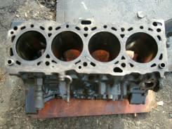 Блок цилиндров. Nissan AD Двигатель CD17