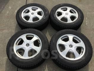215/65R16 Bridgestone DM-V1 на литье. (16465R). 6.5x16 5x100.00, 5x114.30 ET35