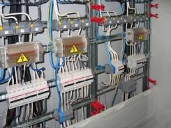 Монтаж электрооборудования.
