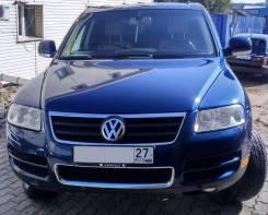 Volkswagen Touareg. автомат, 4wd, 4.2 (310 л.с.), бензин, 129 300 тыс. км