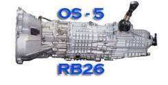 Механическая коробка переключения передач. Nissan Skyline GT-R, BNR34, BNR32, BCNR33 Двигатель RB26DETT