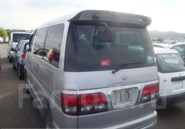 Toyota Touring Hiace. автомат, 4wd, 2.7 (160 л.с.), бензин, 150 тыс. км, б/п, нет птс. Под заказ