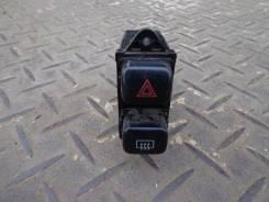 Кнопка включения аварийной сигнализации. Toyota Corolla, AE100G, AE100 Двигатель 5AFE